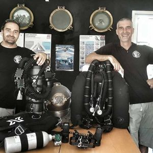 Technical Rebreather Ccr Eccr Decompsessiondiving Thailand