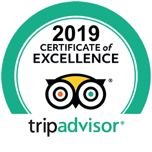 trip advisor certificate of excellence 2019 KOHTAODIVERS DIVING SUKELLUSKURSSI THAIMAA