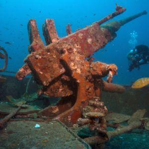 Kohtaodiving Diveshop Thailand Ktd Wreck Specialitycourse