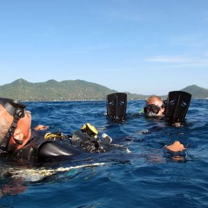 Kohtaodiving Instructor Courses Thailand