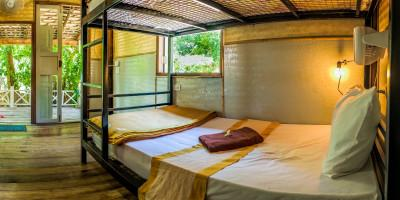 Koh Tao Divers beachdorm accommondation