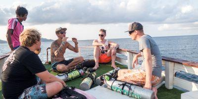 SSI Specialty instructor course on Koh Tao Thailand